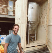 Fermenter Delivery