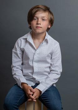 child model actor headshots