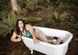 plus size boudoir photography seattle bellevue woodinville