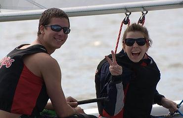 Alumni Sailing