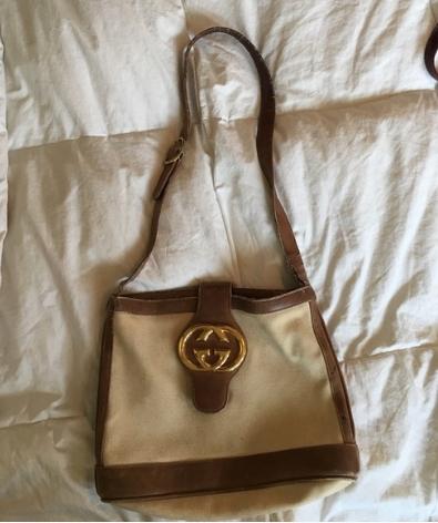 876468cafdd5 Vintage Gucci bag