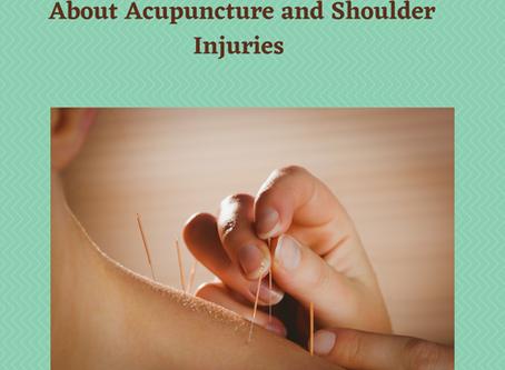Shoulder Injury?