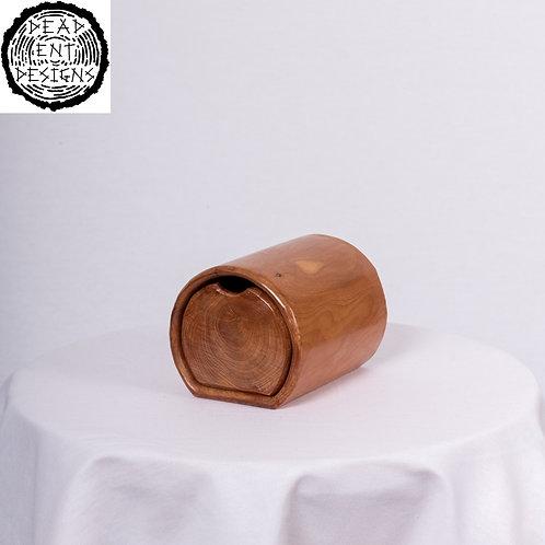Yew Log Box