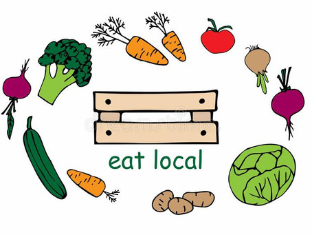 Science? Myth? Eating more whole and locally grown foods