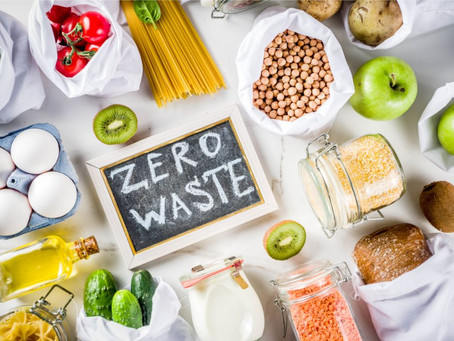 Fight Climate change by reducing food waste