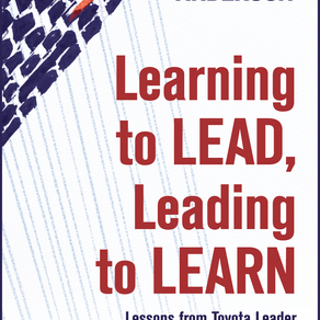 Learning to Lead, Leading to Learn Practices to Create a Learning Culture
