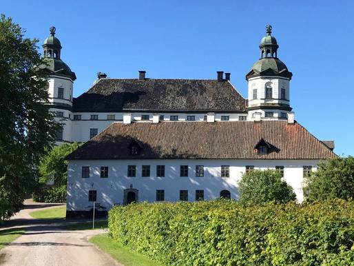 Skokloster Slott i maj (2020)