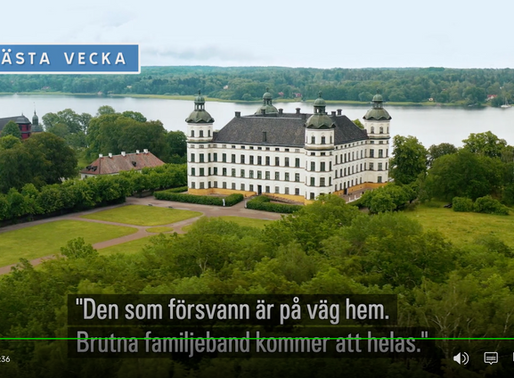 Missa inte Skokloster på SVT