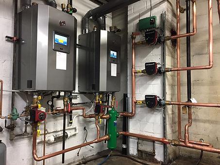 NTI Boiler Room