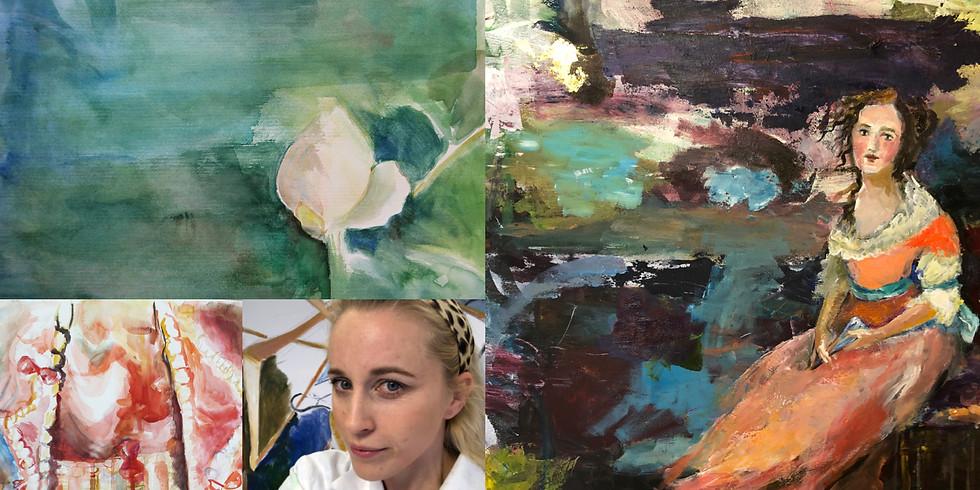 Konstutställning - Marlene Medefjord