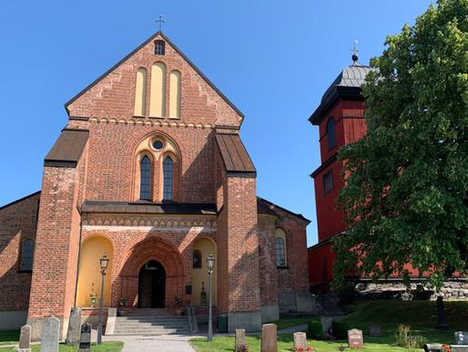 Skoklosters Kyrka i september