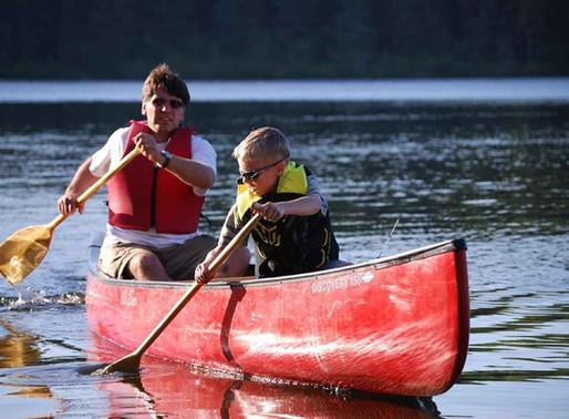 Hyr kanot & kajak   på SKOKLOSTER 4H