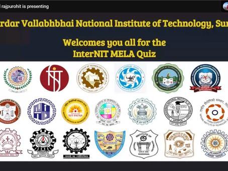 Inter-NIT MELA Quiz