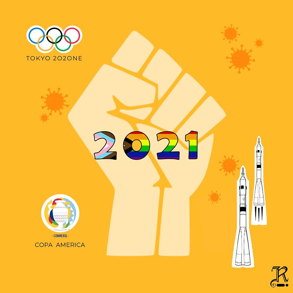 2021 Forecast Illustration by Aneesha Sengupta