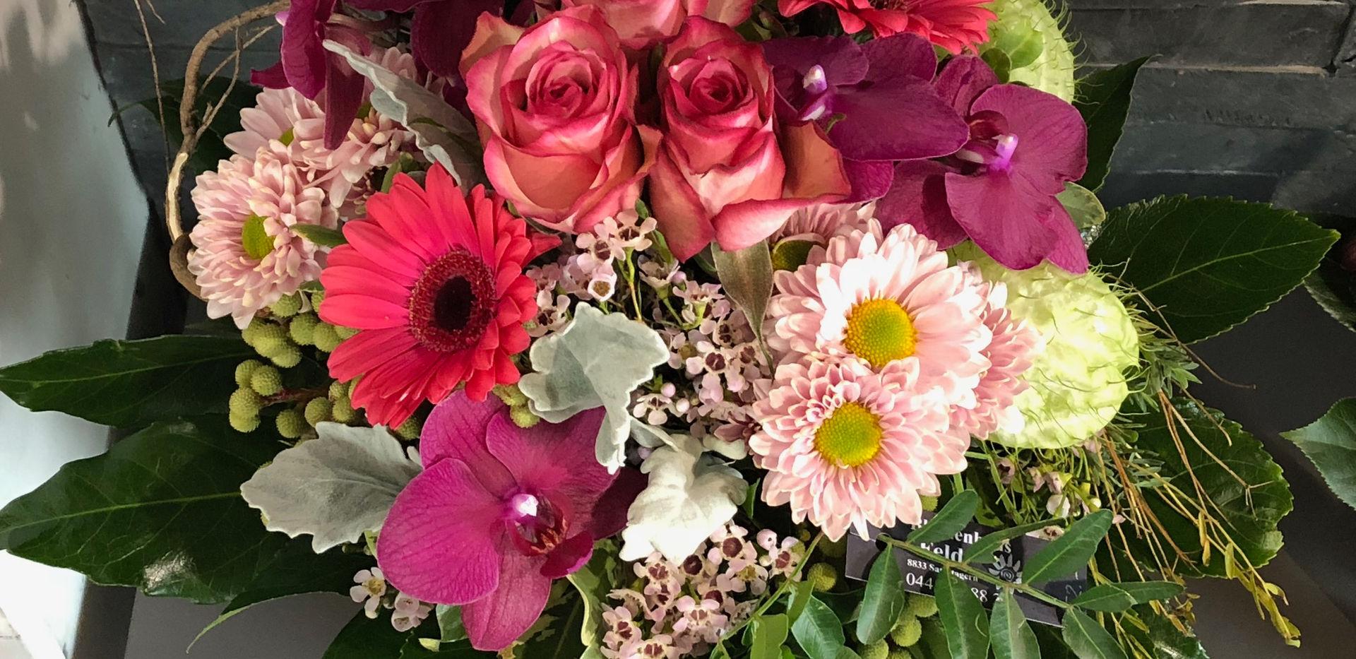 Blumenstrauss pink