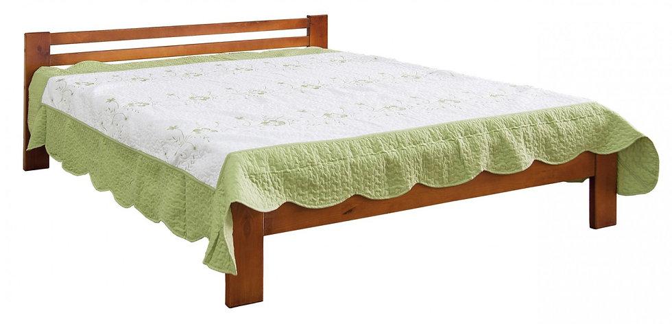 Кровать деревянная сосна 160