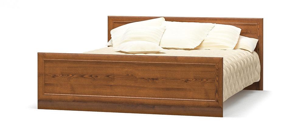 Кровать Даллас, вишня портофино