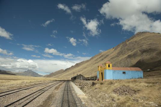 Estación La Raya
