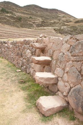 Andenería en Moray