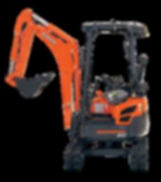 1.7t Excavator Hire