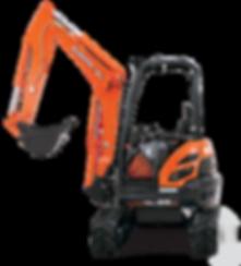 2.5t Excavator Hire