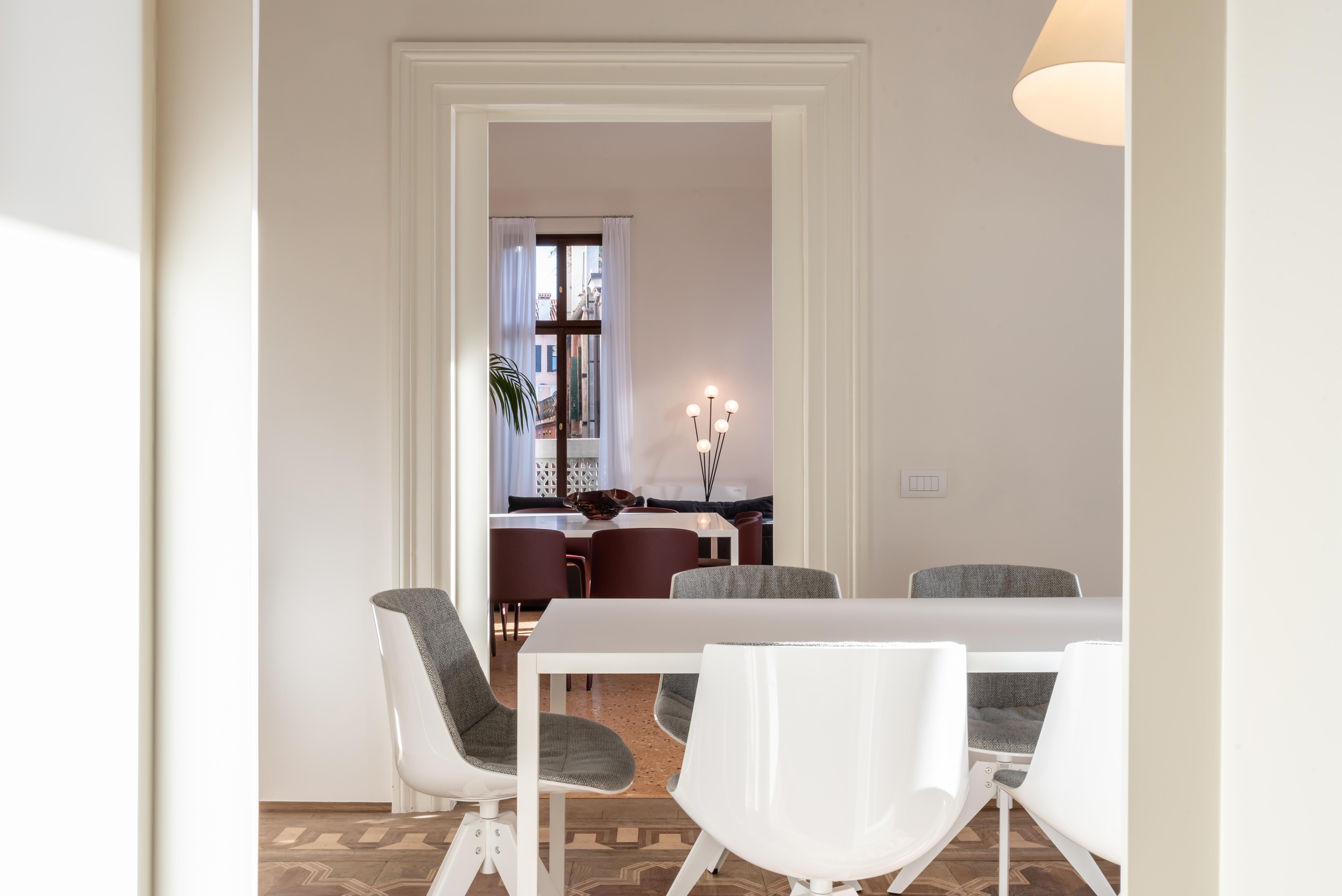 Sala da pranzo separata