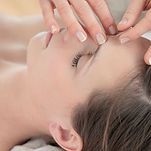 Book an Indian Head massage treatment at Somerleyton Meadows