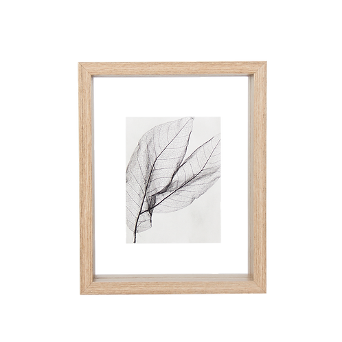Urban Nature Culture Photo Frame Floating Small Natural
