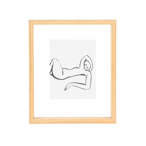 Urban Nature Culture Floating Frame Aesthetic M Natural