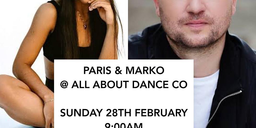 PARIS CAV & MARKO PANZIC - SNR WORKSHOP