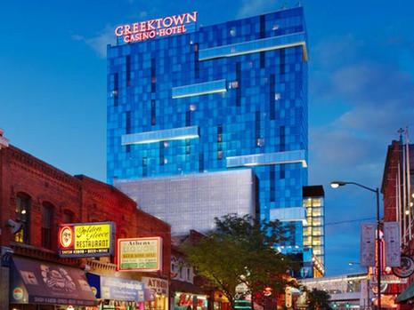 GREEKTOWN ENTERTAINMENT DISTRICT