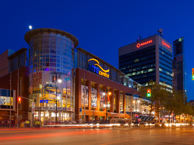 MTS CENTRE ARENA