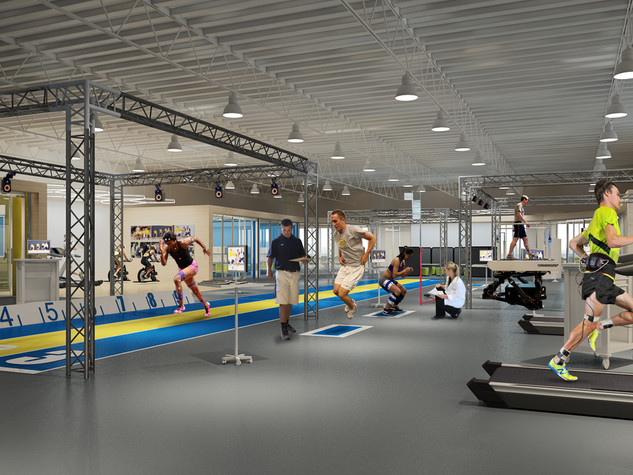 ATHLETIC PERFORMANCE RESEARCH CENTER