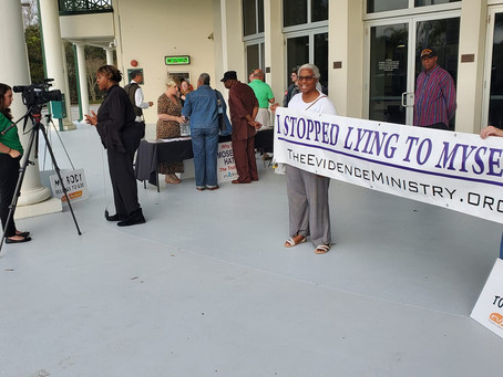 STOP LYING! Campaign Stuns Flagler County School Board Meeting