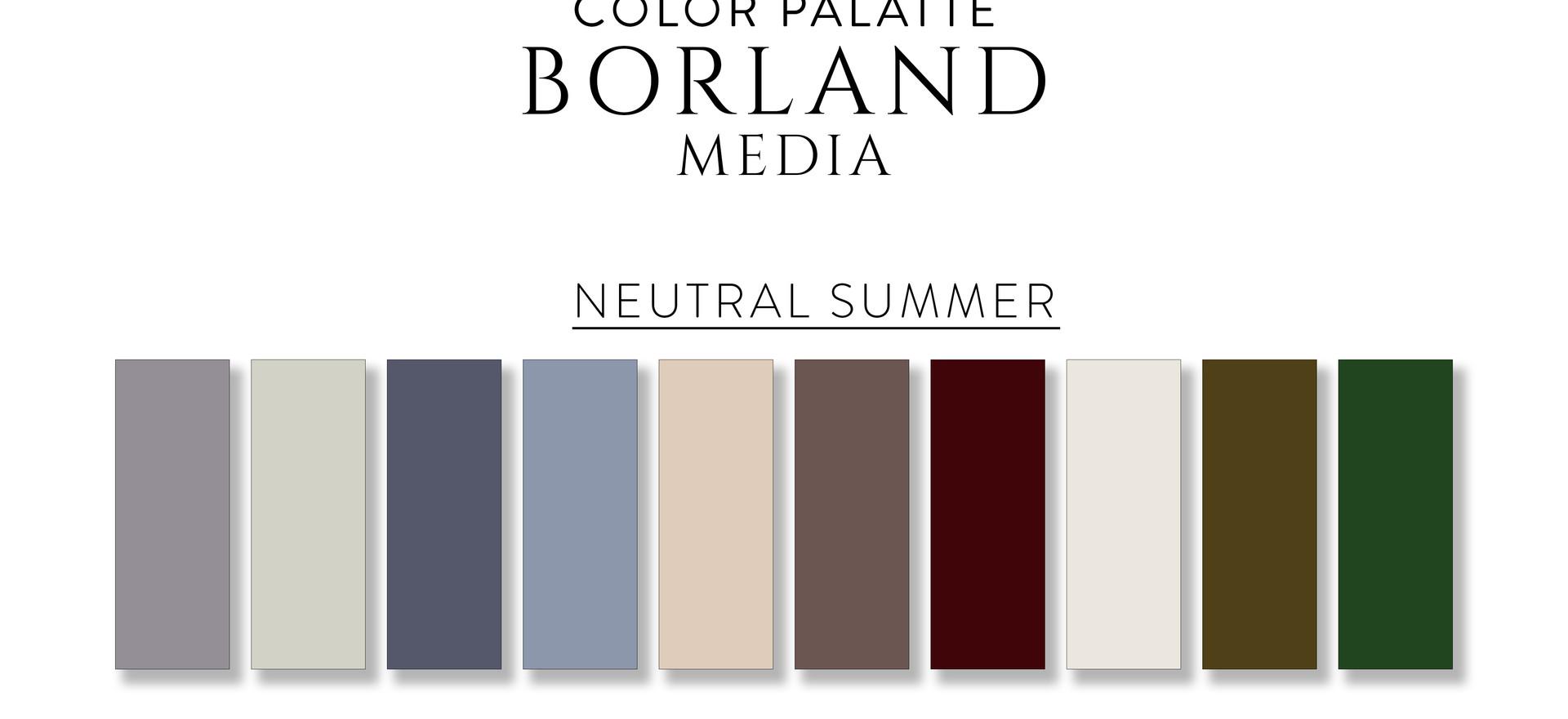 Neutral Summer
