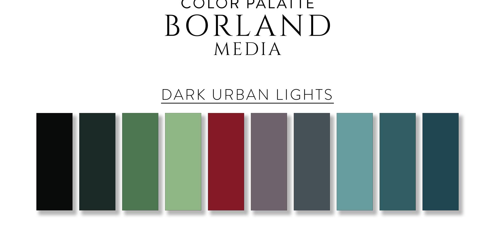 Dark Urban Lights