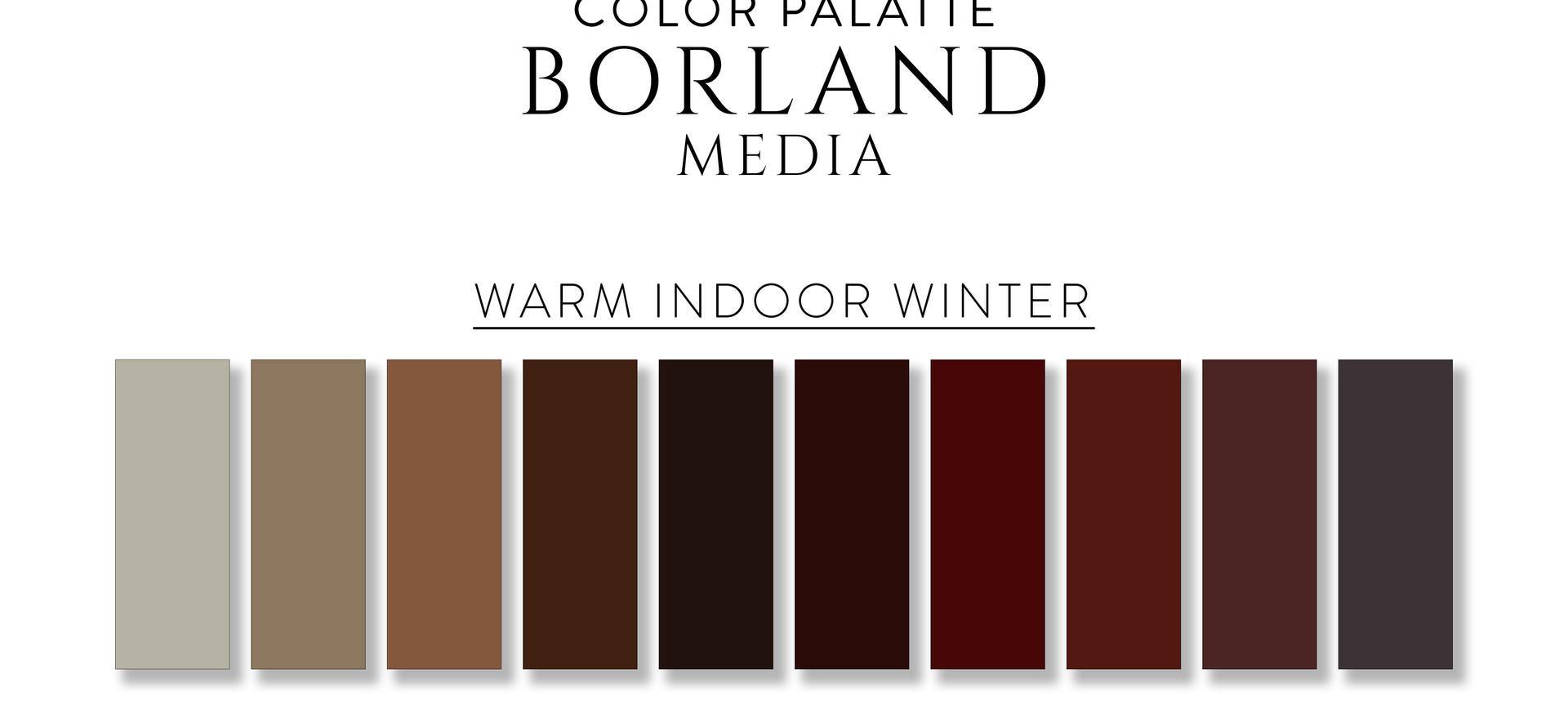 Warm Indoor Winter