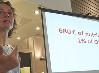 Interessant CA workshop med Sarah Singla