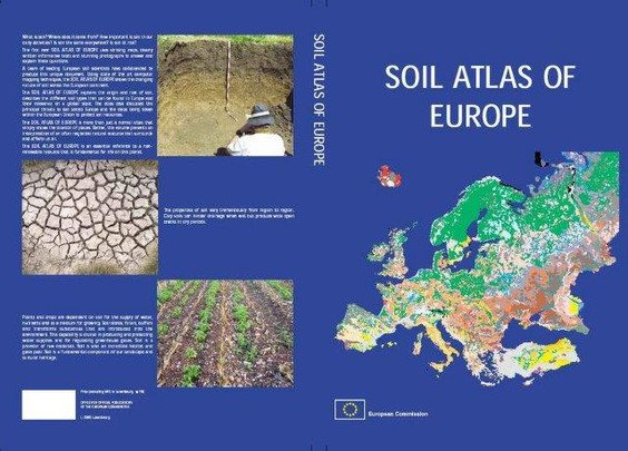 Soil Atlas of Europe