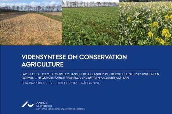 Vidensyntese om Conservation Agricuture er udkommet