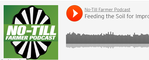 Podcasts med NoTill og Covercrops