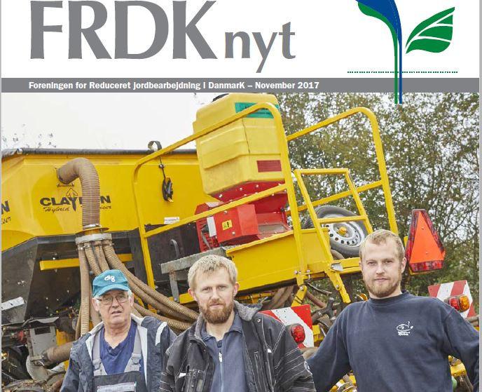 FRDK-nyt november udgave