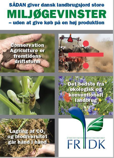 Pjece: Conservation Agriculture, Fremtidens driftsform.