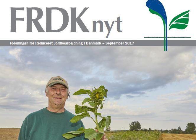 FRDK-nyt september udgave