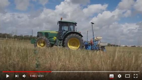 Pedro, en spansk CA landmand (video)