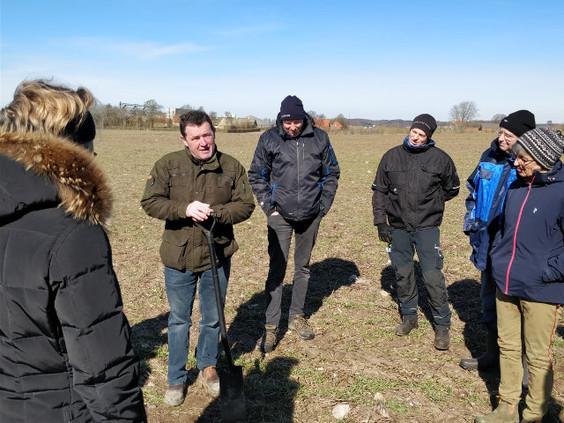 Erfagrupper - den bedste måde, at optimere pløjefri dyrkning.