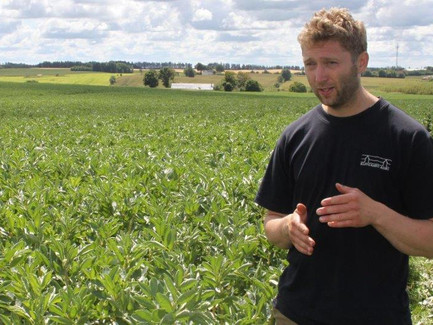 Conservation Agriculture hitter på Plantekongres 2019