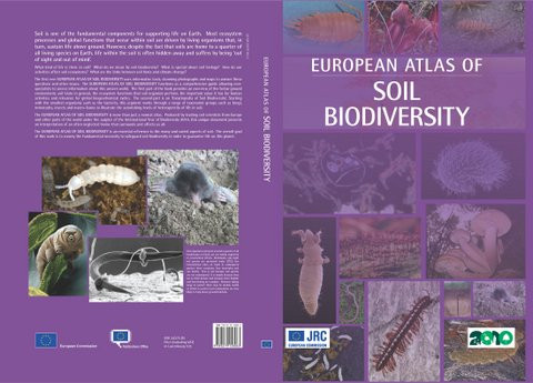 European Atlas of Soil diversity