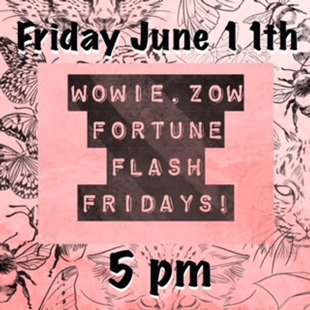 Wowie.Zow Fortune Flash Friday