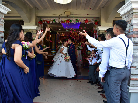 Happily-Ever-After in classic Filipino fashion